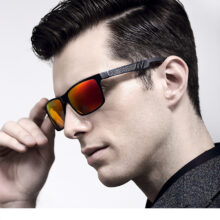 Męskie Okulary z Polaryzacją Storm