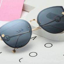 Damskie okulary przeciwsłoneczne Kitty Style Kocie