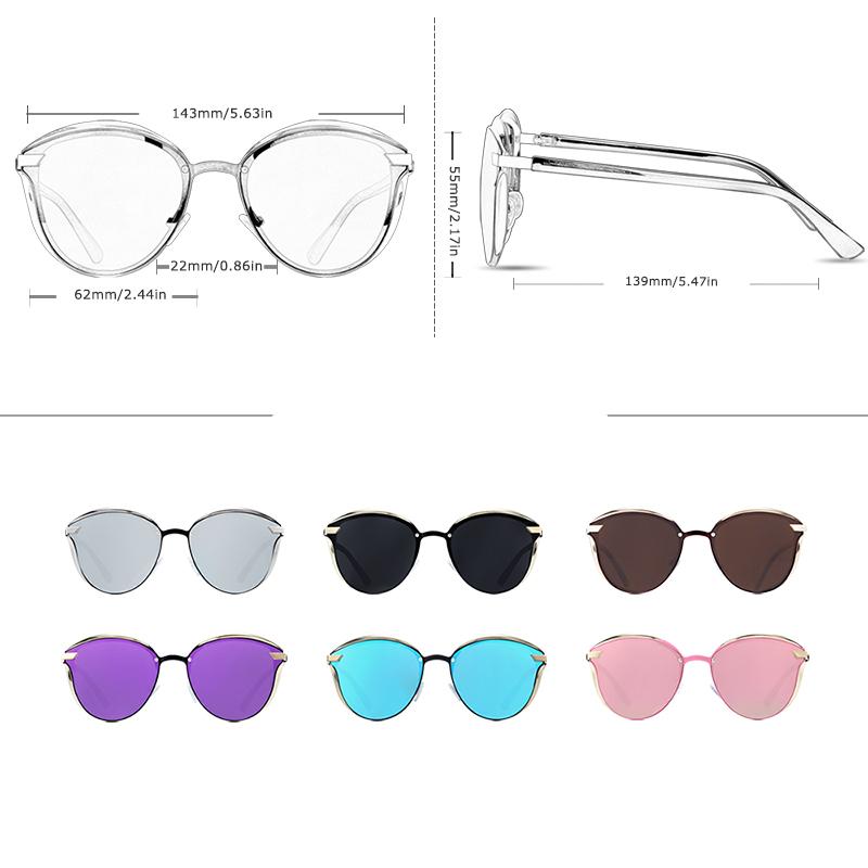 9935 a43271 - Okulary przeciwsłoneczne Rose Lux z polaryzacją