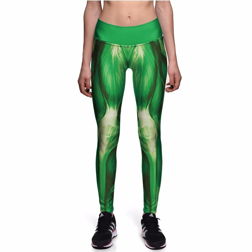 482 d882ba - Legginsy Hulk Mięśnie
