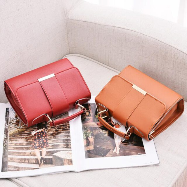 REPRCLA 2020 Summer Fashion torebki damskie torebki skórzane torba na ramię z pu małe torby typu crossbody z klapką dla kobiet Messenger torby