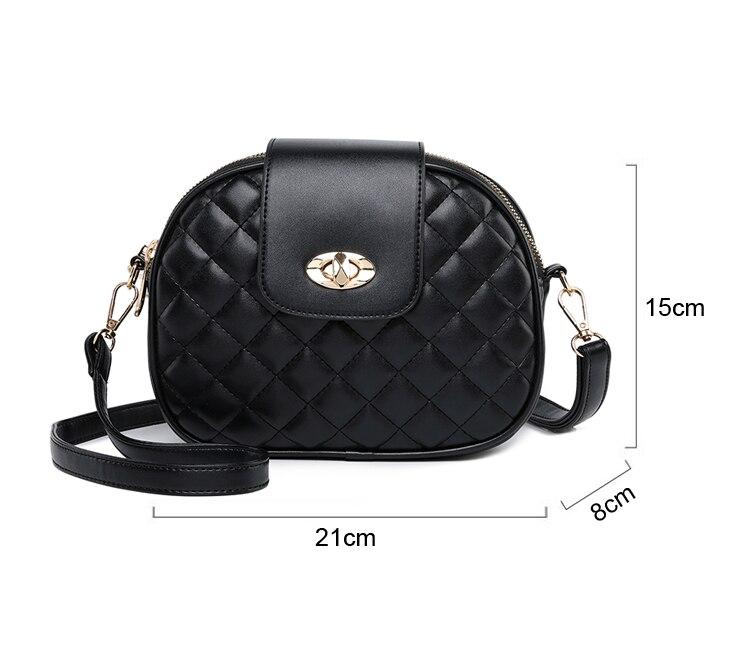 REPRCLA Hot moda Crossbody torby dla kobiet 2020 o dużej pojemności 3 warstwy torba na ramię torebka PU skóra kobiety Messenger torby