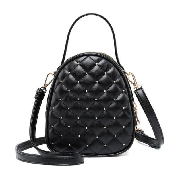 REPRCLA luksusowe torebki damskie torebki projektant mała na ramię torba moda chusta torby na ramię ze skóry pu dla kobiet Messenger torby
