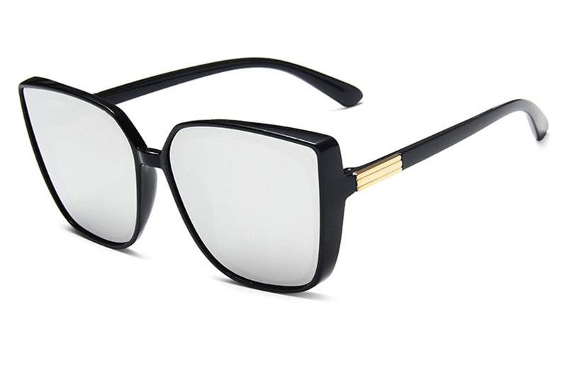 RBROVO Cateye designerskie okulary przeciwsłoneczne damskie 2020 wysokiej jakości okulary w stylu Retro kobiety kwadratowe okulary kobiety/mężczyźni luksusowe óculos De Sol