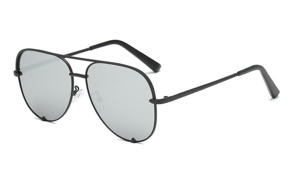 2020 nowa marka modowa projektant panie Pilot okulary kobiety mężczyźni gogle gradientowe okulary przeciwsłoneczne dla kobiet lustro odcienie UV400
