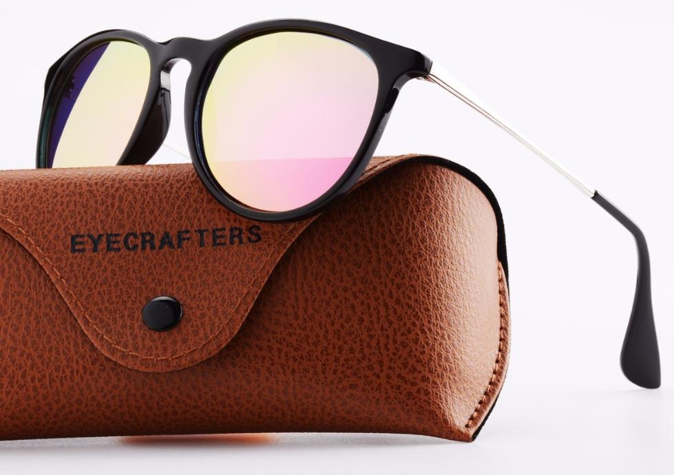 Aspen Lustrzane niebieskie okulary sportowe okulary okulary