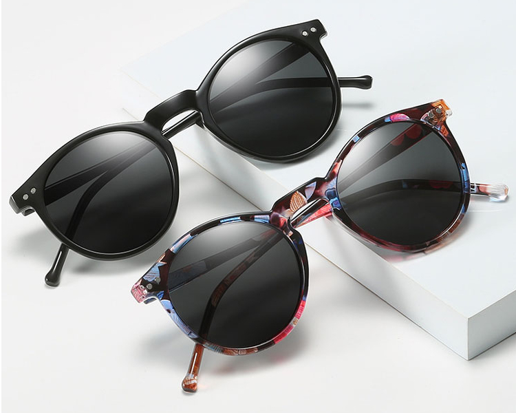 2020 spolaryzowane okulary mężczyźni kobiety marka projektant Retro okrągłe okulary w stylu Vintage mężczyzna kobieta gogle UV400 óculos Gafas De Sol