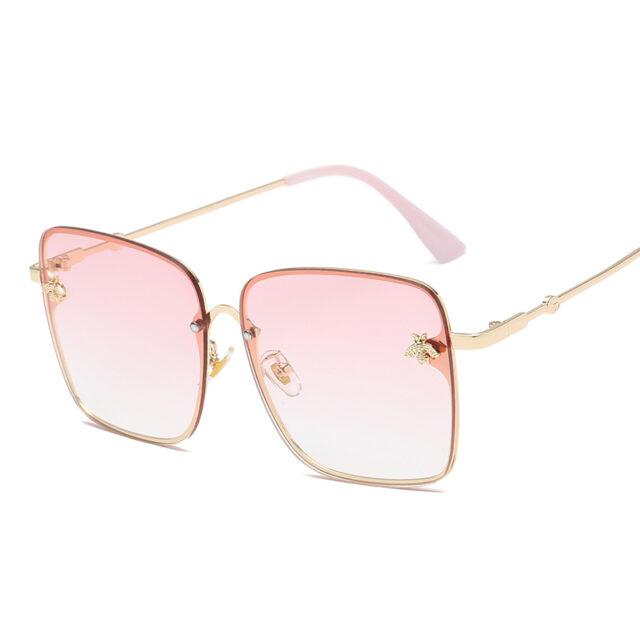 2020 Oversize kwadratowe okulary mężczyźni kobiety Celebrity okulary męskie jazdy Superstar luksusowy gatunku projektanta kobiet odcienie UV400