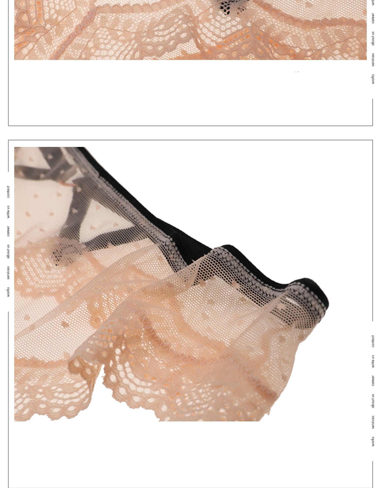 SP & CITY romantyczna seksowna koronkowa bielizna damska Hollow Out figi seks String przezroczyste stringi bezszwowe figi bielizna damska