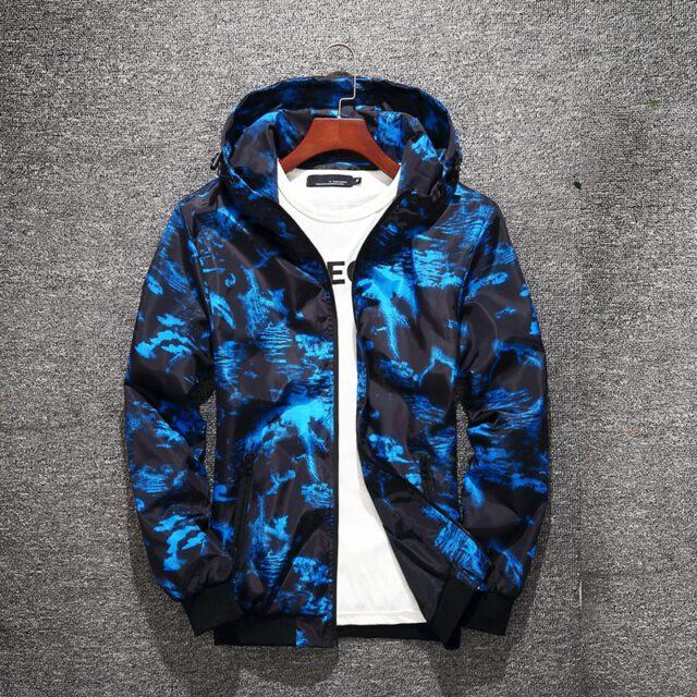 Lusumily kurtka damska wiatrówka Casual jesienna odzież wierzchnia Plus rozmiar 5xl płaszcz kobiety moda przystojny kamuflaż kobieca kurtka