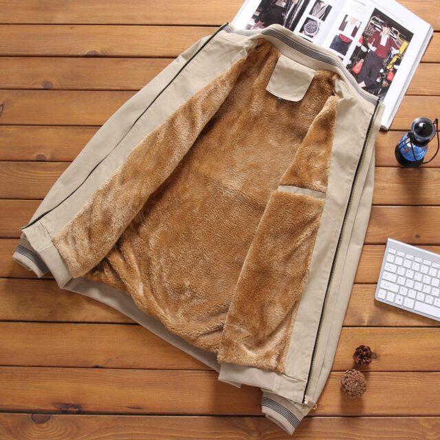 Mountainskin kurtki z polaru męskie Pilot Bomber Jacket ciepłe męskie moda Baseball bluzy hip-hopowe Slim dopasowany płaszcz odzież marki SA690