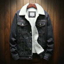 Streetwear mężczyźni kurtka i płaszcz ciepły polar kurtka dżinsowa 2020 moda zimowa męska kurtka dżinsowa znosić mężczyzna Plus rozmiar