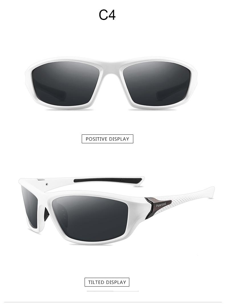 2021 nowe luksusowe spolaryzowane okulary męskie okulary przeciwsłoneczne do jazdy męskie okulary przeciwsłoneczne Vintage Travel Fishing klasyczne okulary przeciwsłoneczne
