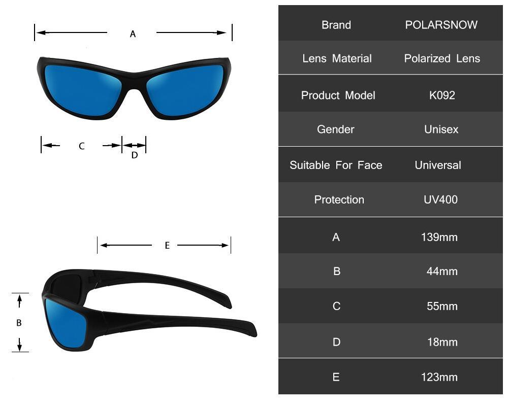 TR90 spolaryzowane okulary mężczyźni kobiety odcienie kierowcy męskie Vintage sportowe okulary przeciwsłoneczne Trend jazda samochodem łowienie ryb okulary UV400