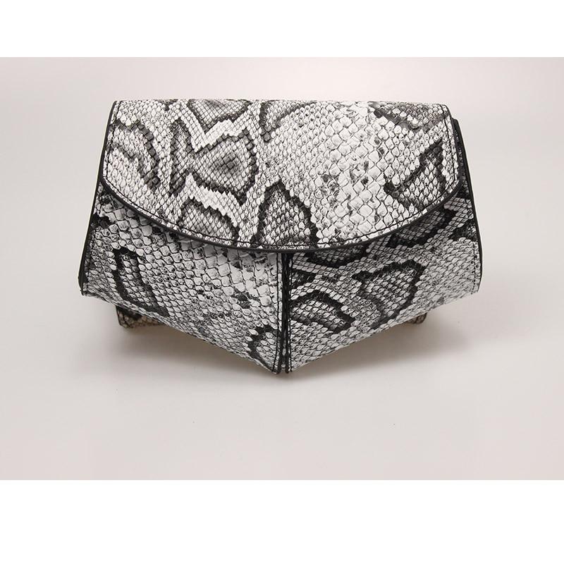 2021 nowa torebka paczka kobiety talia saszetka na pasek serpentyn Vintage saszetki na pas dziewczyna moda Bum etui skóra, na telefon Chest Packss LW0808
